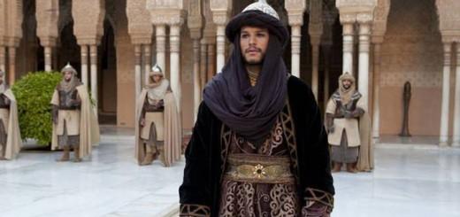 """La imagen es una captura de la segunda temporada de la serie de televisión """"Isabel"""" ambientada en La Alhambra.   RTVE."""