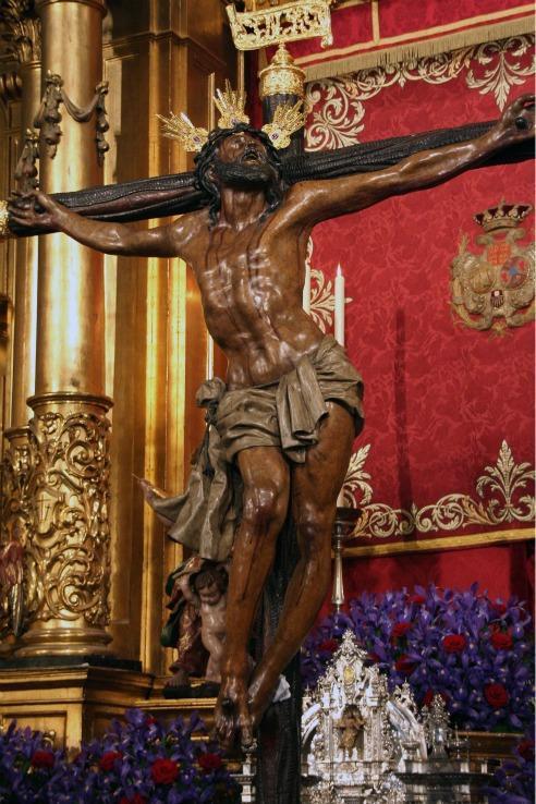 Cristo de la expiracion Sevilla