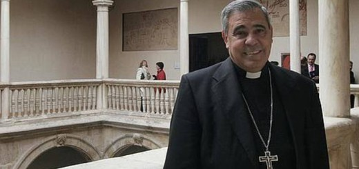 Francisco Javier martinez arzobispo de Granada 2015