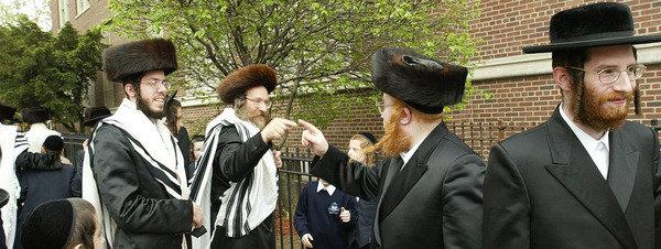 Judios-hasidicos