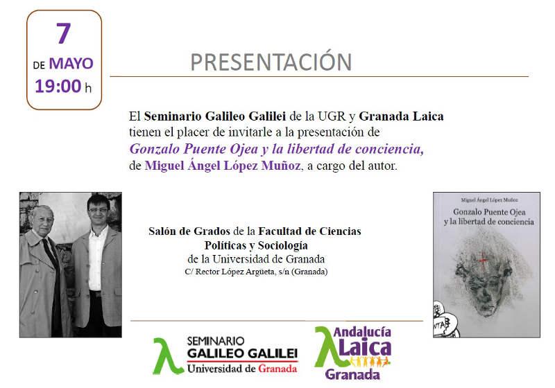 Libro Puente Ojea Granada 2015