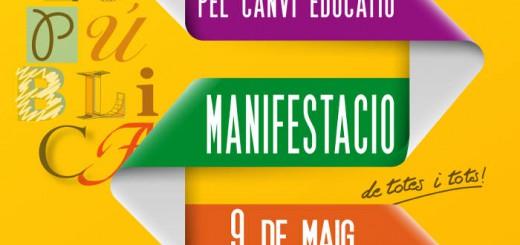 Por el cambio educativo Valencia 2015