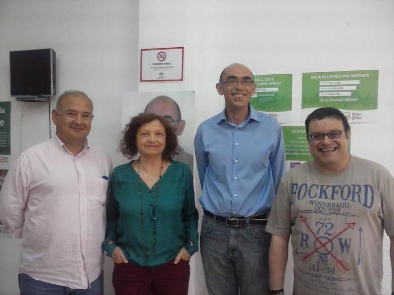 Reunion Malaga Laica con Malaga para la Gente 20150521 b