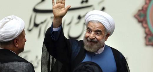 Rouhani presidente Iran