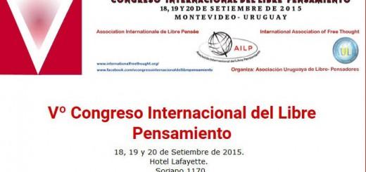V Congreso Internacional del Libre Pensamiento