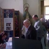 Mesa Electoral en la Santa Hermandad del Refugio de Zaragoza