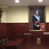 crucifijo ayuntamiento de Espartinas Sevlla salon plenos