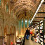 iglesia en libreria Holanda