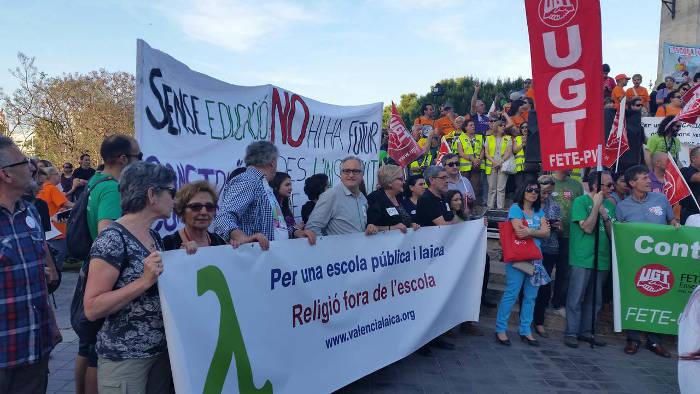 mani escuela Valencia 20150509 q