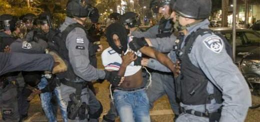 La minoría etíope contra el racismo en Israel