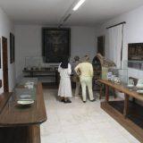 Vista parcial del museo del convento de las monjas jerónimas de Inca, que se abre los últimos jueves de mes por la mañana. 21-05-2015| Guillermo Esteban