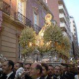 procesion Virgen del Mar Almeria