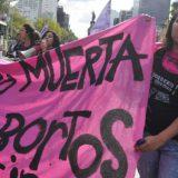 Una protesta en México para exigir la despenalización del aborto en América Latina. / EFE