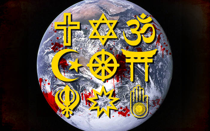 religiones en el mundo