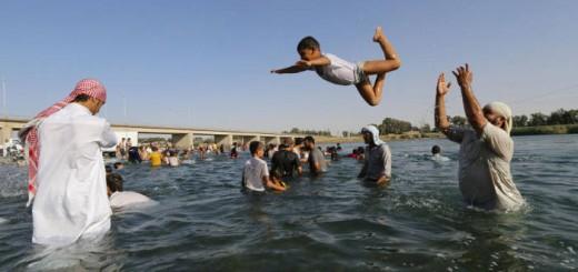 rio Eufrates