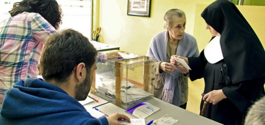 votaciones monjas y ancianas