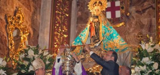 Almeria virgen del mar alcaldesa perpetua