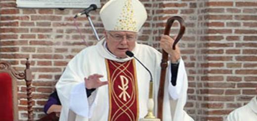 Arancedo obispo CEA Argentina