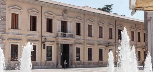 Arzobispado de Zaragoza. Foto: Juan Manzanara