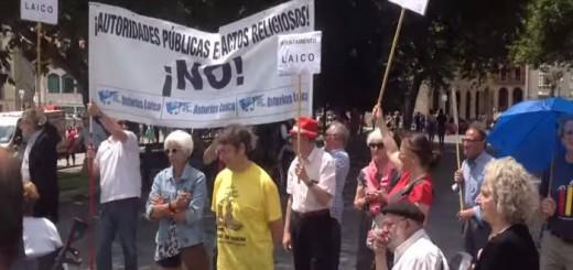 Asturias Laica bendicion aguas Gijon 2015 a