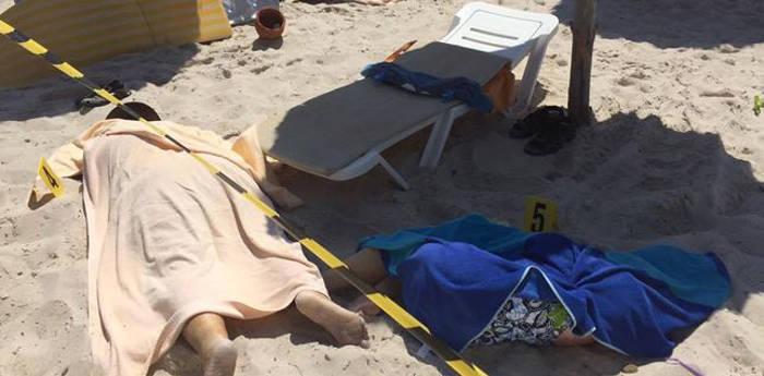 Atentado yihadista Tunez 2015 a
