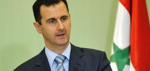Bachar Al Asad presidente Siria