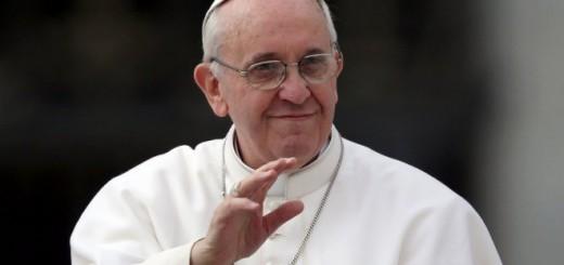 Bergoglio pascua