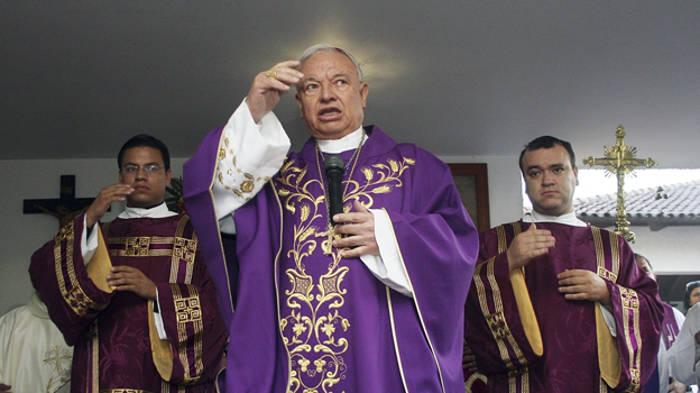 Juan Sandoval Íniguez encabezó el exorcismo secreto y no descartó hacer otras ceremonias en diversos estados de México (Cuartoscuro/Archivo).