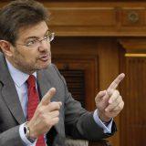 El ministro de Justicia, Rafael Catalá, en una imagen de archivo. / Efe