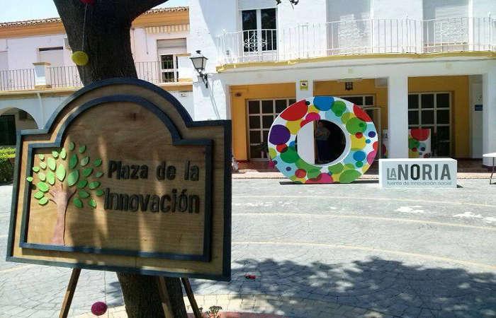 Centro social La Noria Diputacion Malaga 2