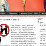 Curar homosexualidad parroquia Sevilla 2015