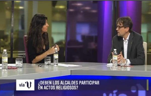 Debate relacion iglesia Estado Galicia 2