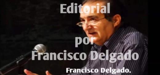 Francisco Delgado editorial mayo 2015