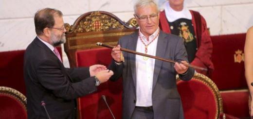 Joan Ribo alcalde de Valencia 2015