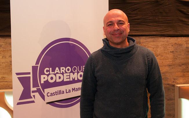 José García Molina. Podemos CLM