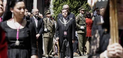 Desde Podemos aseguran que la presencia de García-Page en el Corpus no entorpecería las negociaciones. Javier Pozo