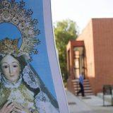 Virgen Aravaca en Centro Mayores de Madrid 2015