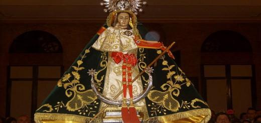Virgen de Zocueca Bailen alcaldesa perpetua