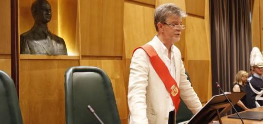 alcalde de Zaragoza 2015
