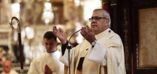 arzobispo de Granada Javier Martinez
