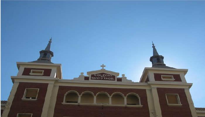 colegio concertado angelinas Palencia