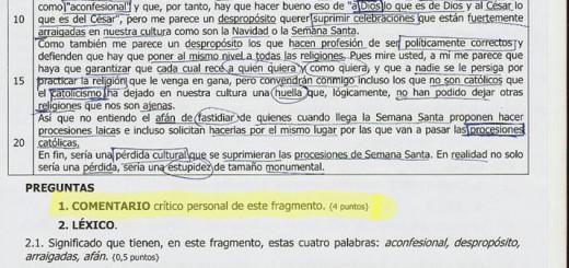 examen selectividad Murcia 2015