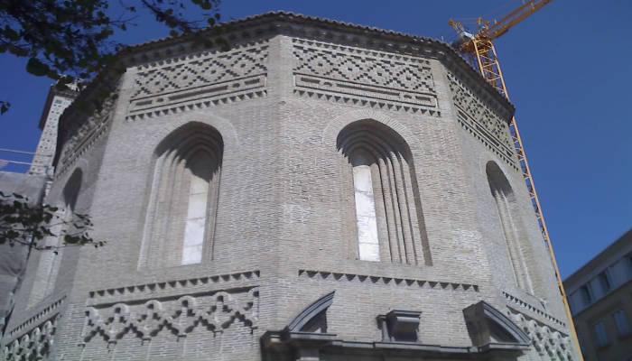 iglesia de la Magdalena Zaragoza