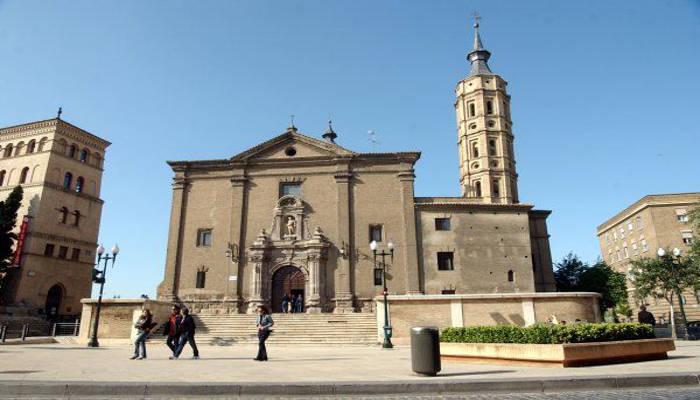 iglesia san juan de los panetes Zaragoza