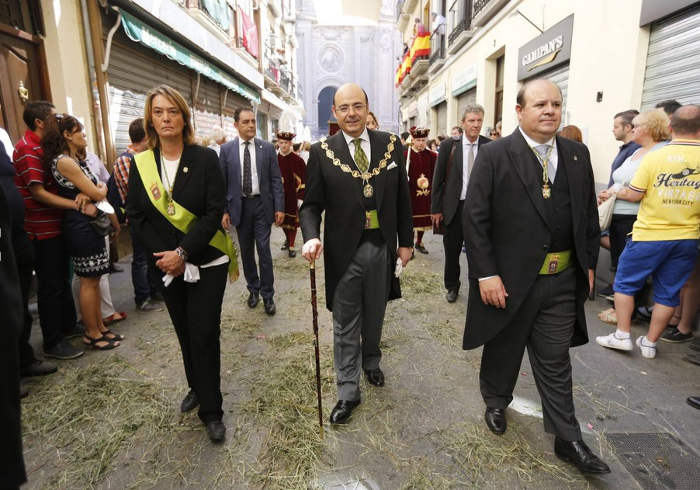 procesion Corpus Granada 2015 diputacion