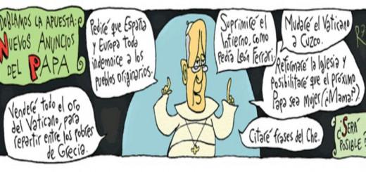 20150711 Hablando Bergoglio