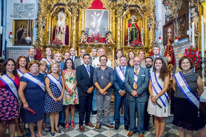 Alcalde de Cadiz nazareno 2015