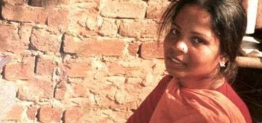 Asia Bibi cristiana condenada en Pakistan