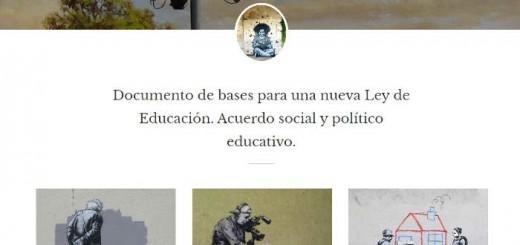 Bases nueva ley Educacion IU 2015