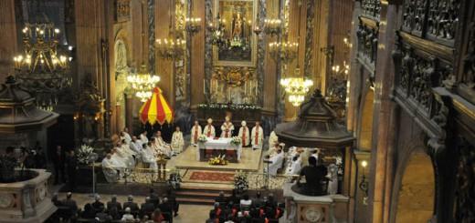 Basilica de la Merce Barcelona